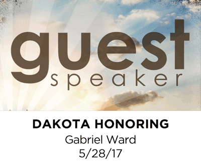 Dakota Honoring - Gabriel Ward