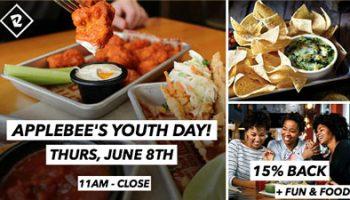 Applebee's Youth Day