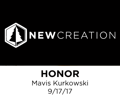 Honor - Mavis Kurkowski