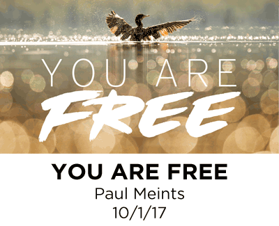 You Are Free - Paul Meints