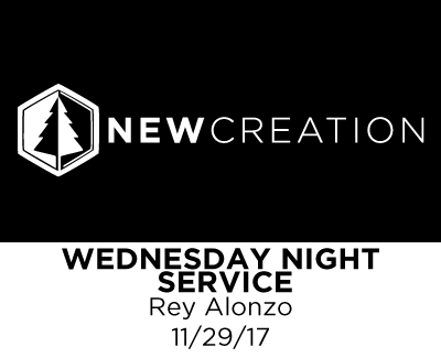 Wednesday Night Service - Rey Alonzo