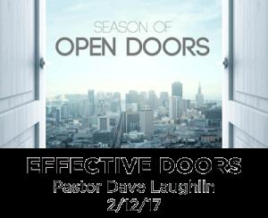 Effective Doors