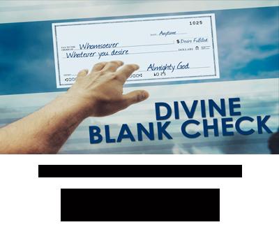Divine Blank Check - Pastor Sam Quartey