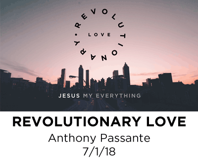 Revolutionary Love - Anthony Passante