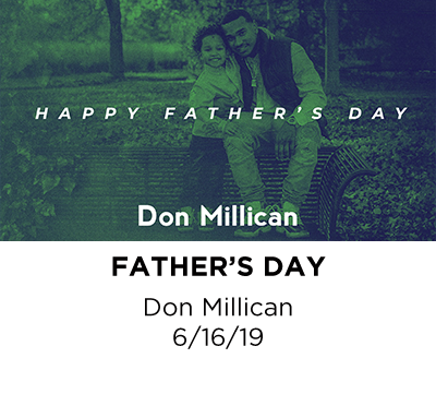 Father's Day - Don Millican