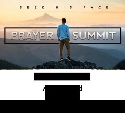 Prayer Summit - Session 1 - Allen Hood