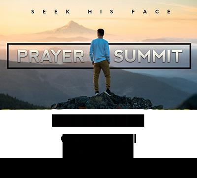 Prayer Summit - Session 3 - Corey Russell