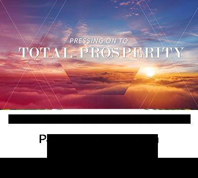 Prosperity of the Soul - Pastor Dave Laughlin