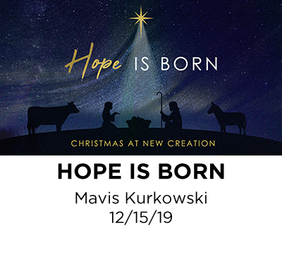 Hope is Born - Mavis Kurkowski