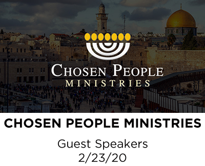 Chosen People Ministries - Robert Rubenstein