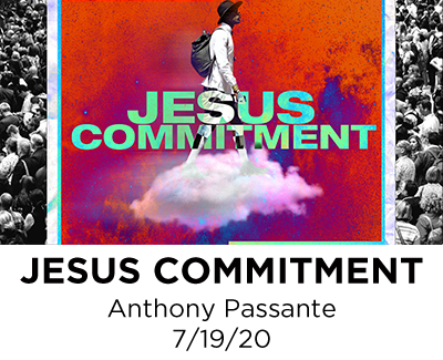 Jesus Commitment - Anthony Passante